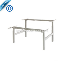 four legs height adjustable lifting double-sided desk lift