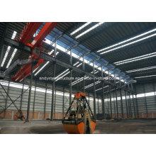 Hochwertige leichte Stahlkonstruktion vorgefertigte Werkstatt