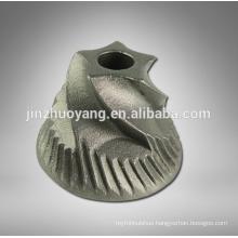 CNC machining custom stainless steel jewelry casting part
