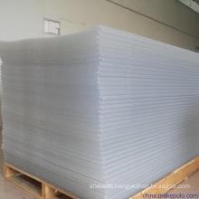2mm Thickness PVC Clear Rigid Sheet