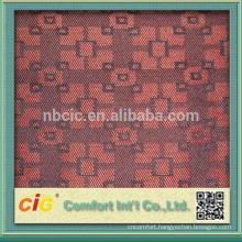 Popular Pattern Sofa Upholstery Fabric Raw Silk