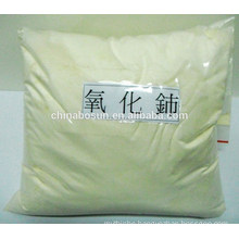 Light yellow price of cerium oxide for polishing stone