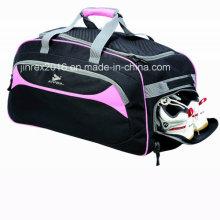 Sports Travel Gym Fitness Shoulder Duffle Bag for Basketball