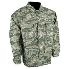 Military Uniform Abu with Superior Quality Cotton/Polyester