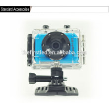 iShare S200 HD Sport Camera 1080P 2.0 inch Touch LCD Action Video Camera Underwater Camcorder Helmet Sport DV
