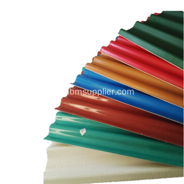 Harmless Market Shed Mgo Roofing Sheet