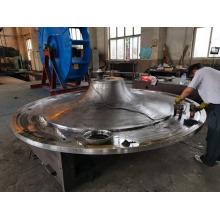 Detección de MT de disco trasero de rueda batidora