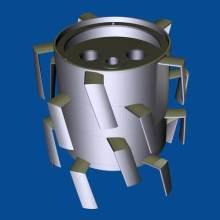 Rotors pour écran de pression