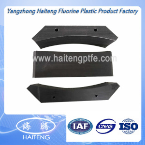 Custom Wear Resistance UHMWPE Plastic Machined Onderdelen