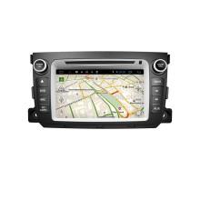 Android 4.4 5.1 Auto-DVD-Radio-Player für Benz Smart mit Touchscreen Wifi