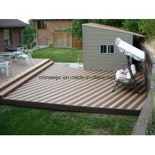 Decking caliente al aire libre de WPC del jardín ambiental de la venta