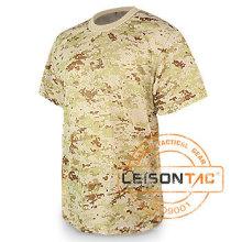 Digital Camouflage T-Shirt (Mesh) Meets ISO Standard