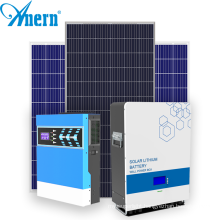 3.2KW 5.2KW portable inverter solar power system for home