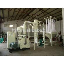 High-Speed plastic miller plastic auxiliary machine