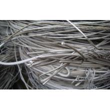 Chatarra de aluminio / Aluminio 6063 / Chatarra de Aluminio UBC / Aluminio