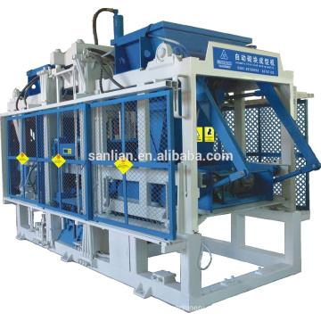 Máquina nueva del ladrillo de la tecnología de la venta caliente para la pequeña empresa en Asia