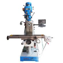 Horizontal Vertical Manual Milling Machine Metal milling equipment