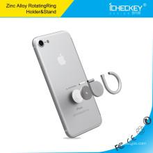 Tenedor magnético del teléfono del coche del soporte del anillo del teléfono móvil del nuevo-diseño 2017 para el teléfono móvil