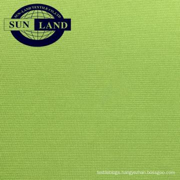 UV protection moisture absorbent small check mesh golf shirt fabric