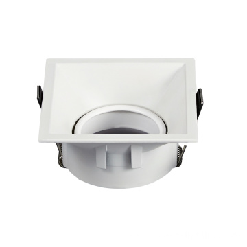 GU10 Downlight Fixture Deep Reflector