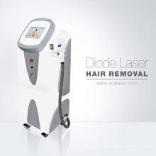 Melhor remoção portátil da tatuagem do laser do cabelo do diodo 808nm + elight