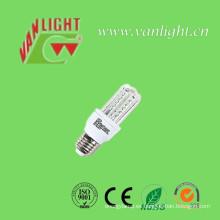 El maíz 3W 5W 3u enciende los bulbos del LED E27