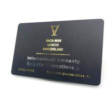 High Quality Matt Surface Finish Plastic Pvc Card Business Plastic Id Card Printer Glossy Surface