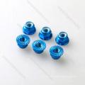 CNC Service Serrated Aluminum Extrusion Nut