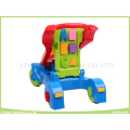 Educational Baby Walker Toys with Ride-on Model and Push Forward Model