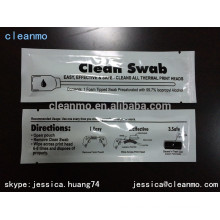 Alcohol Swab with 99.7% IPA For Electronics (Factory Direct Sales)