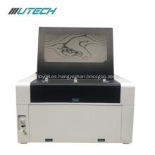 precio de la máquina de grabado y corte por láser