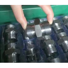 Raccords de tuyaux recouverts de surface d'huile Blick Oil