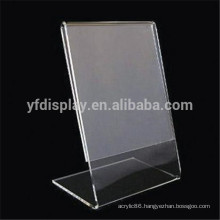 Acrylic Table Display Stand