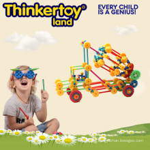 Attractive Intelligence Building Block Educational Plastic Toys
