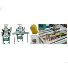 """7 """"сенсорная панель 9 Иглы одноголовочный вышивальный станок для одежды Visor / Pet"""