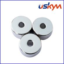 Anel do ímã de NdFeB do níquel de China (R-003)