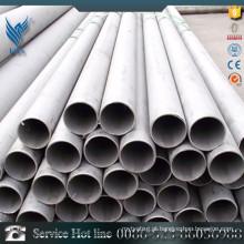 Alibaba fornecedor 410 tubo de aço inoxidável em venda quente