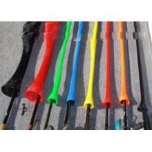 PET Sleeve Fishing Handle Pole For Carp