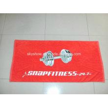 Toalla de deportes impresa personalizada (SST3010)