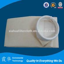 250 Mikron Staubfilterbeutel für Zementwerk