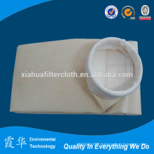 250 micron dust filter bag for cement plant