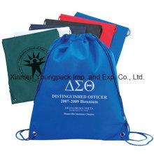 Promotional Custom Non-Woven Cloth Drawstring Shoe Bag