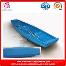 Bateau de pêche en fibre de verre pour la pêche / bateau à moteur en fibre de verre attrayant (speed-05)