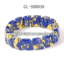 Самоделки каменные браслеты