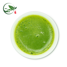 Ceremonia japonesa (tierra de piedra) Polvo orgánica verde del té de Matcha