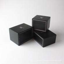 Heißer Verkauf benutzerdefinierte Ornamente Karton kleine Weihnachts-Leder-Geschenk-Box-Set