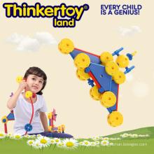 Édifice Building Block Toys pour 3-6 enfants