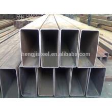 Sección hueca de acero al carbono