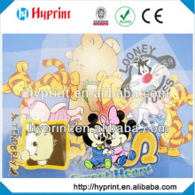 Heat transfer film on garment with high quality, factory direct wholesale