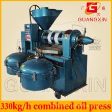 China Máquina de la prensa de aceite para el aceite de semilla que hace el proceso del aceite de grano